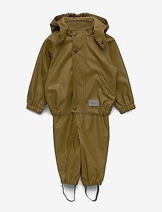 Rainwear Set Oddy - zestawy - dark olive