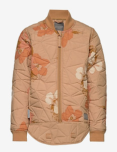 Orry - thermo jacket - hibiscus