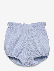 Pava - shorts - blue stripe
