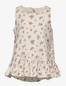 Tawny - blouses & tunics - rosegarden
