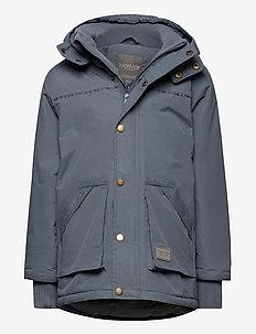 Oskar - shell jacket - thundercloud
