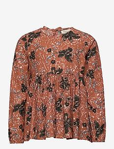 Tiora LS - blusen & tuniken - flora