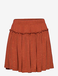 Sylvia - skirts - cranberry shimmer