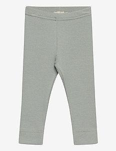 Leg - leggings - sage