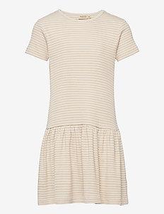 Deanie - kleider - hay stripe