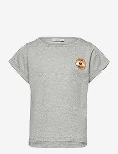 Tavora - kortærmede - grey melange
