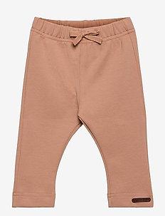 Pitti - leggings - rose brown