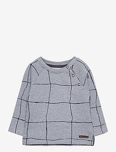 Titus - sweatshirts - big check