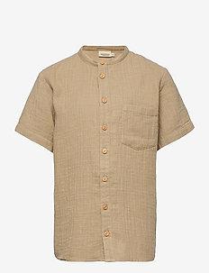 Theodor SS - skjorter - grain