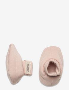Booties - slippers - rose moon