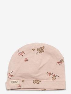 Aiko - czapeczki dla niemowląt - rosehips