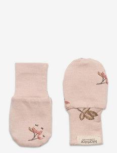 Gloves - vanter - rosehips