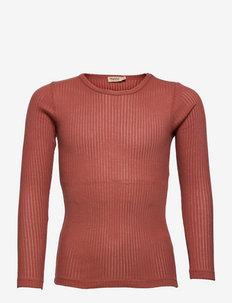Tamra - long-sleeved t-shirts - gooseberry rose