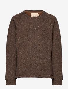 Thad - sweatshirts - hazel