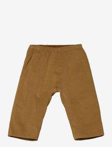 Panto - trousers - dark mustard