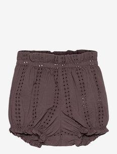 Pava - shorts - plum