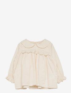 Tora - blouses & tunics - vanilla