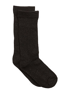 Knee Socks Lurex - BLACK LUREX