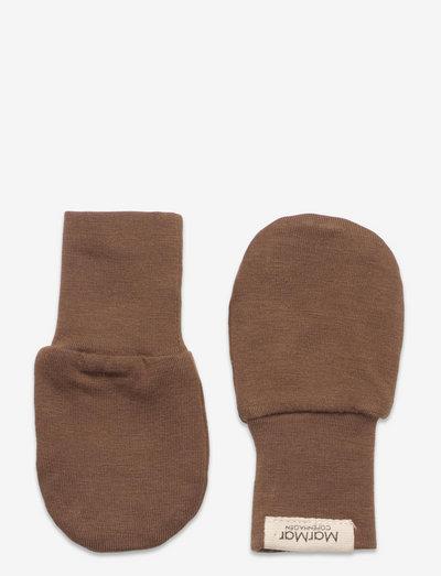 Gloves - vanter - earth