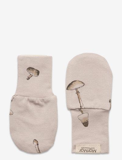 Gloves - vanter - wild mushrooms