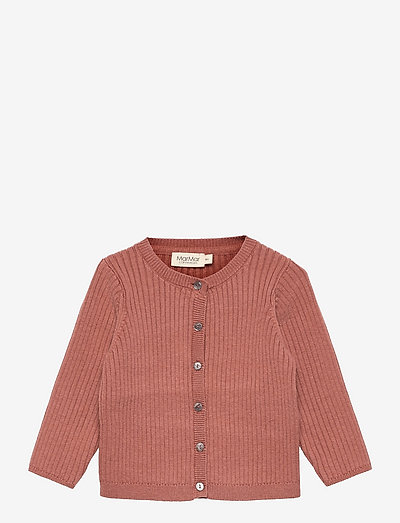 Totto - cardigans - gooseberry rose