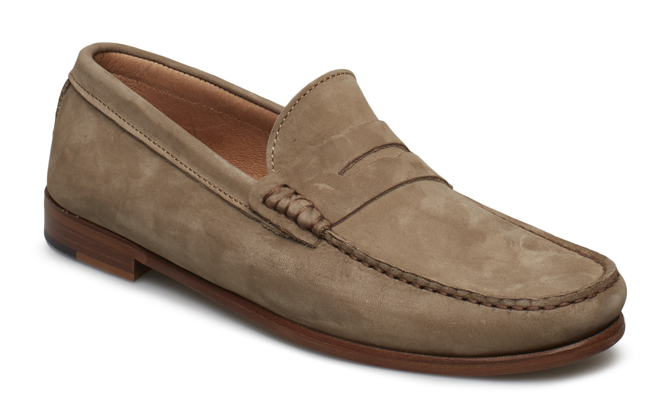 Marstrand CASUAL DRESS LOAFER - TAUPE
