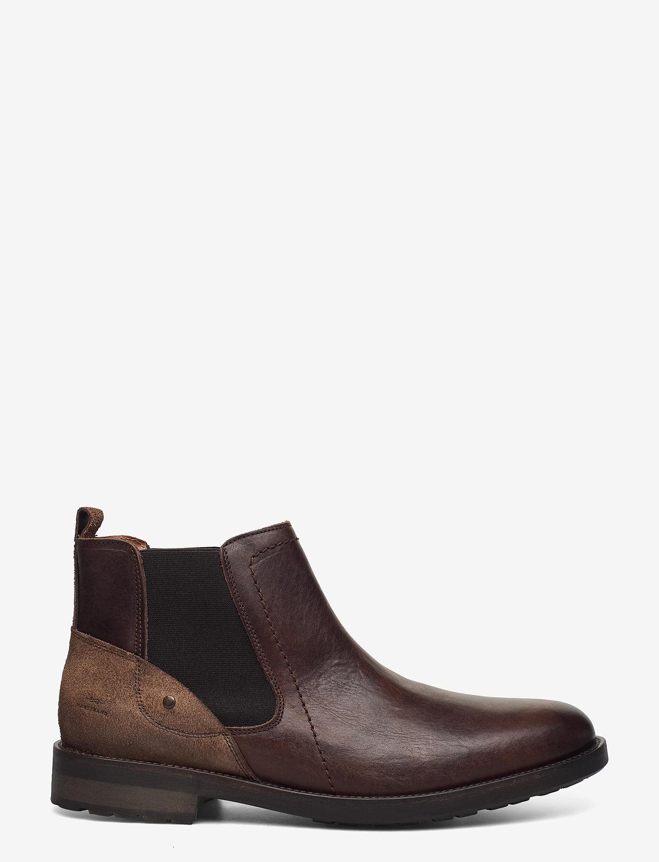 Marstrand - ALFIE MARSTRAND KÄNGA - chelsea boots - dark brown - 1