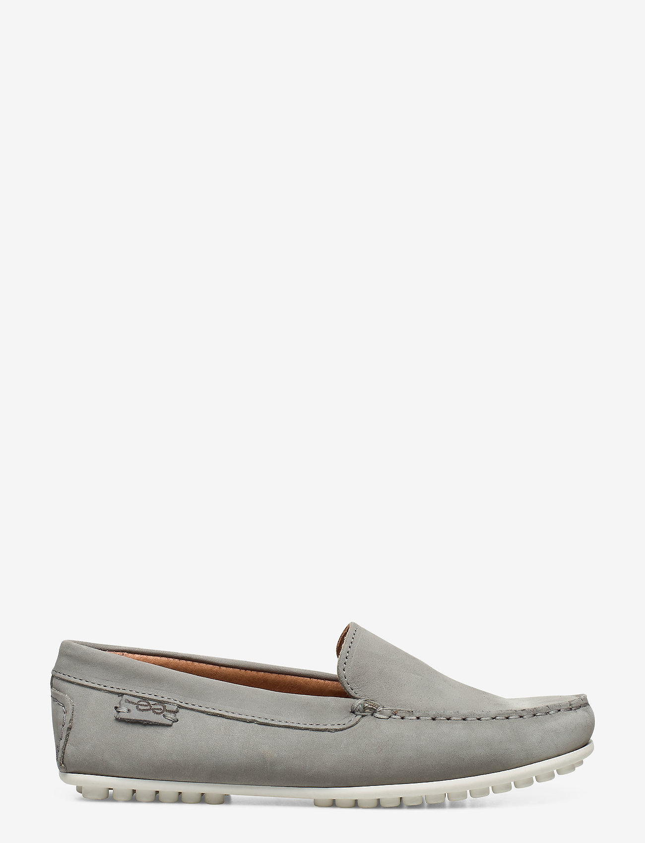 Marstrand - PLAIN DRIVING LOAFER WMN - mokasiner - lt.grey - 1