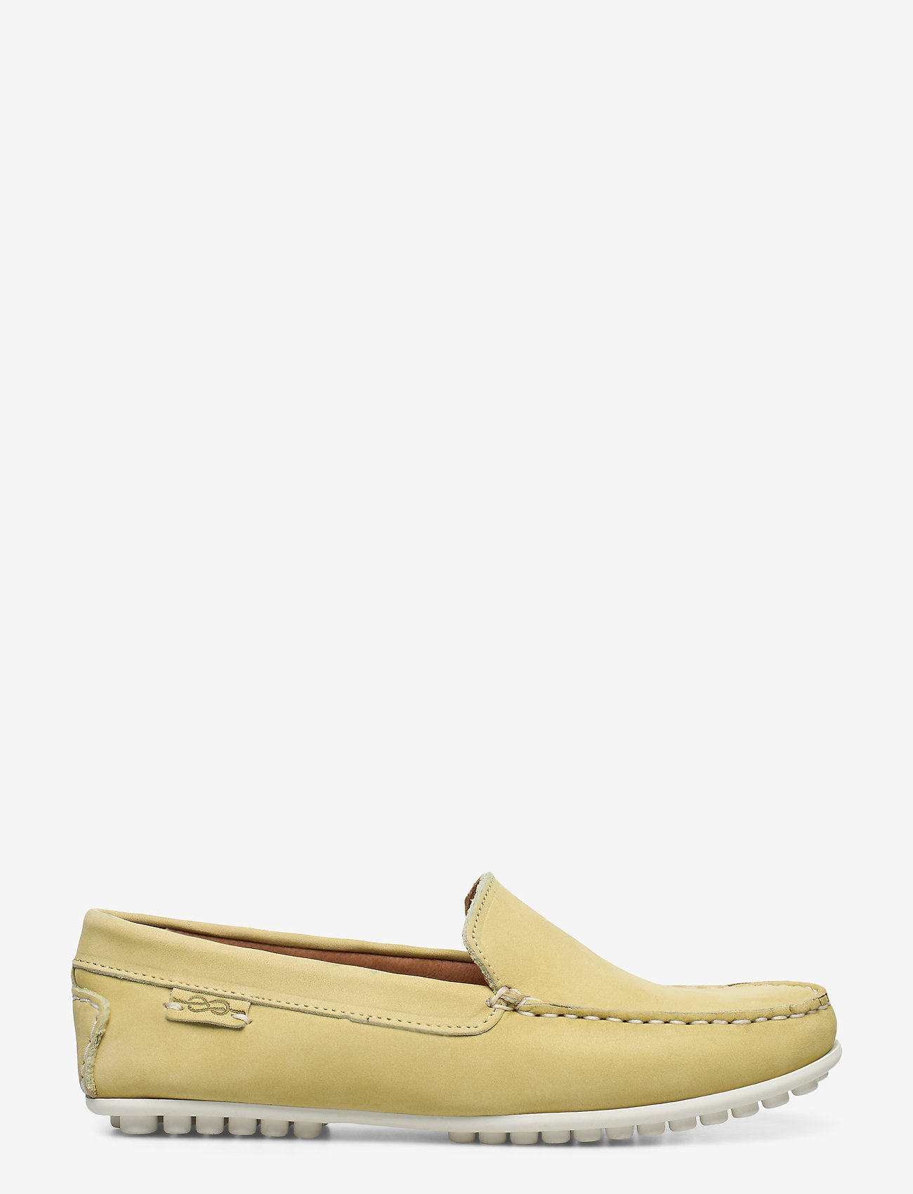 Marstrand - PLAIN DRIVING LOAFER WMN - mokasiner - yellow - 1