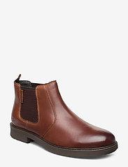 Marstrand - GAIN MARSTRAND KÄNGA - chelsea boots - cognac - 0