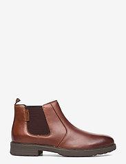 Marstrand - GAIN MARSTRAND KÄNGA - chelsea boots - cognac - 1