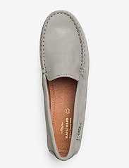 Marstrand - PLAIN DRIVING LOAFER WMN - mokasiner - lt.grey - 3