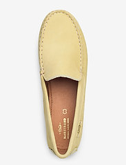 Marstrand - PLAIN DRIVING LOAFER WMN - mokasiner - yellow - 3