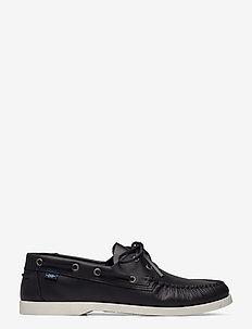 2-EYE LTH - chaussure bateau - black