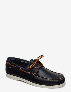 2-EYE LTH - buty na łódź - navy