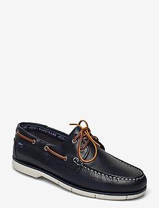 2-EYE COMFORT - chaussure bateau - navy