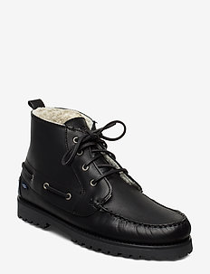 ROUGH 4-EYE WARM MARSTRAND KÄNGA - vinter boots - black