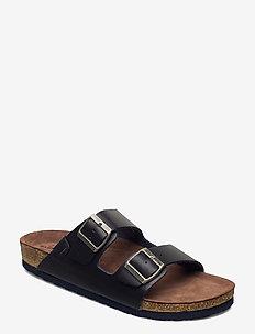 VANT - sandaler - navy