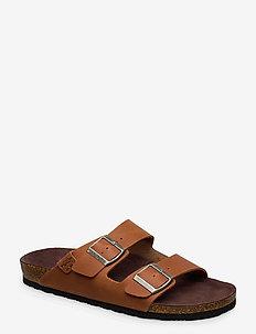 VANT - sandały - tan