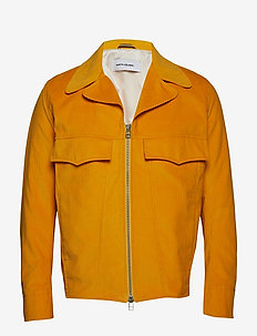 AIDAN JACKET - YELLOW