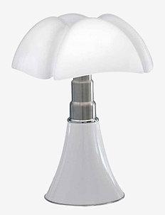 MINI PIPISTRELLO WHITE - bordlamper - white