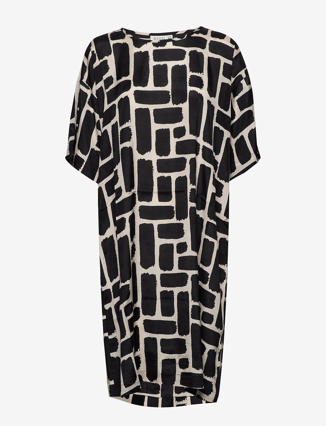 Masai Nabi - Sukienki BLACK - Kobiety Odzież.