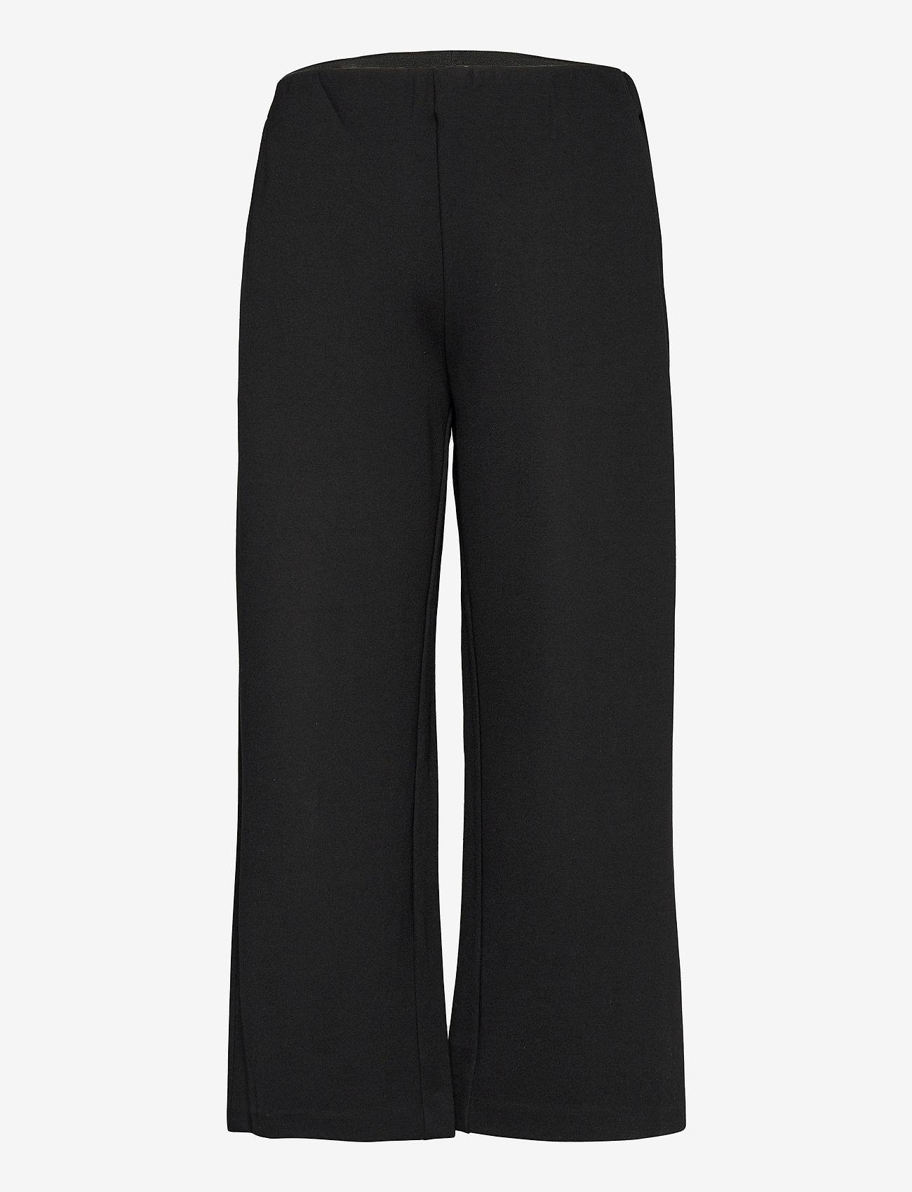 Masai - Piri - spodnie szerokie - black - 1