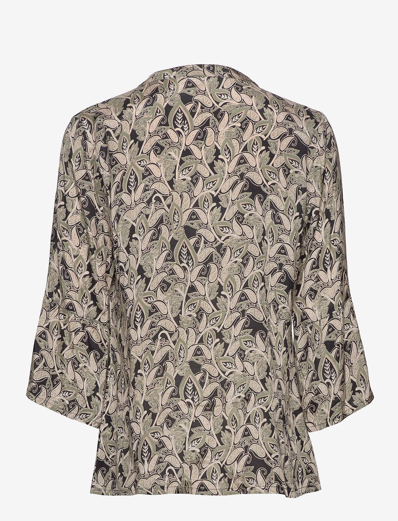 Masai Bell - Bluzki & Koszule OLIVE - Kobiety Odzież.