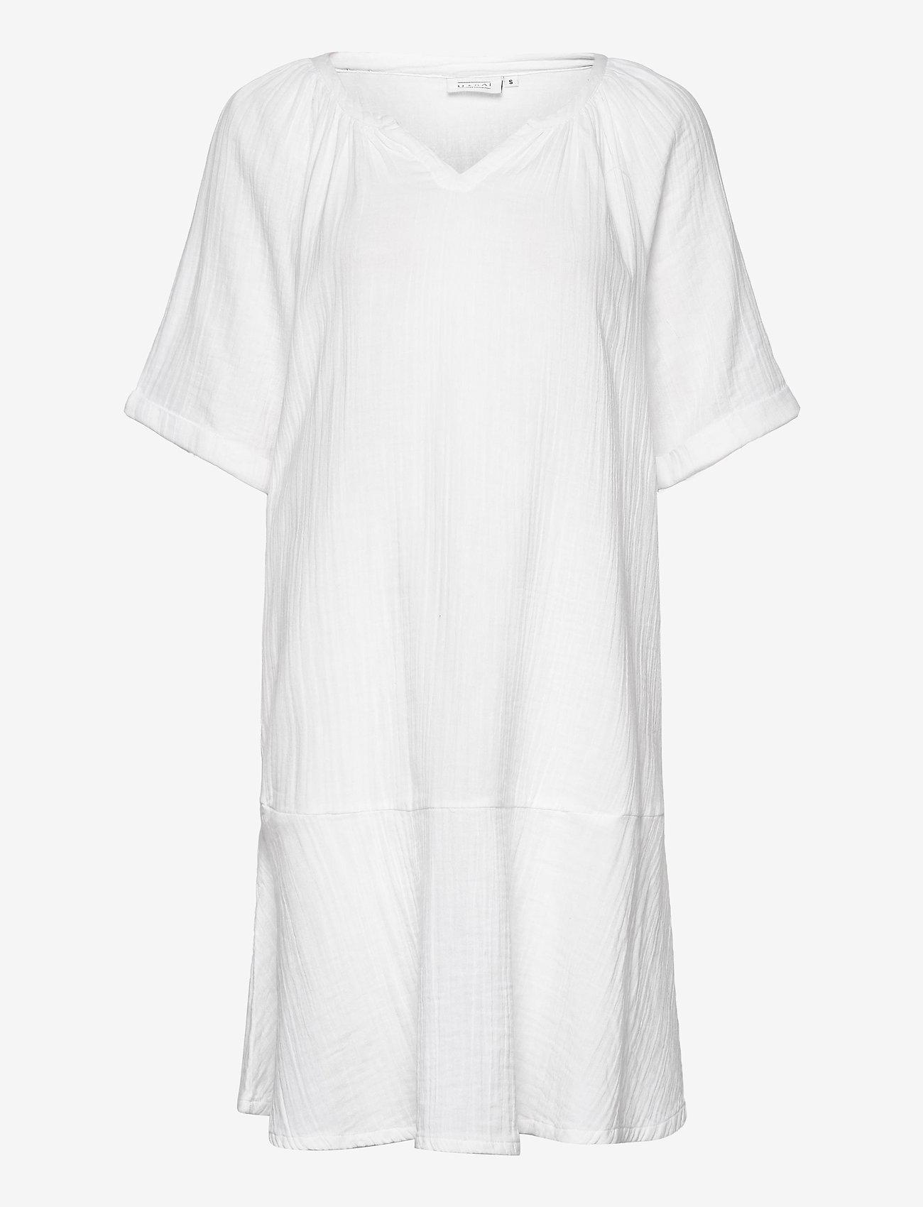 Masai - Nebis - sukienki na codzień - white - 0