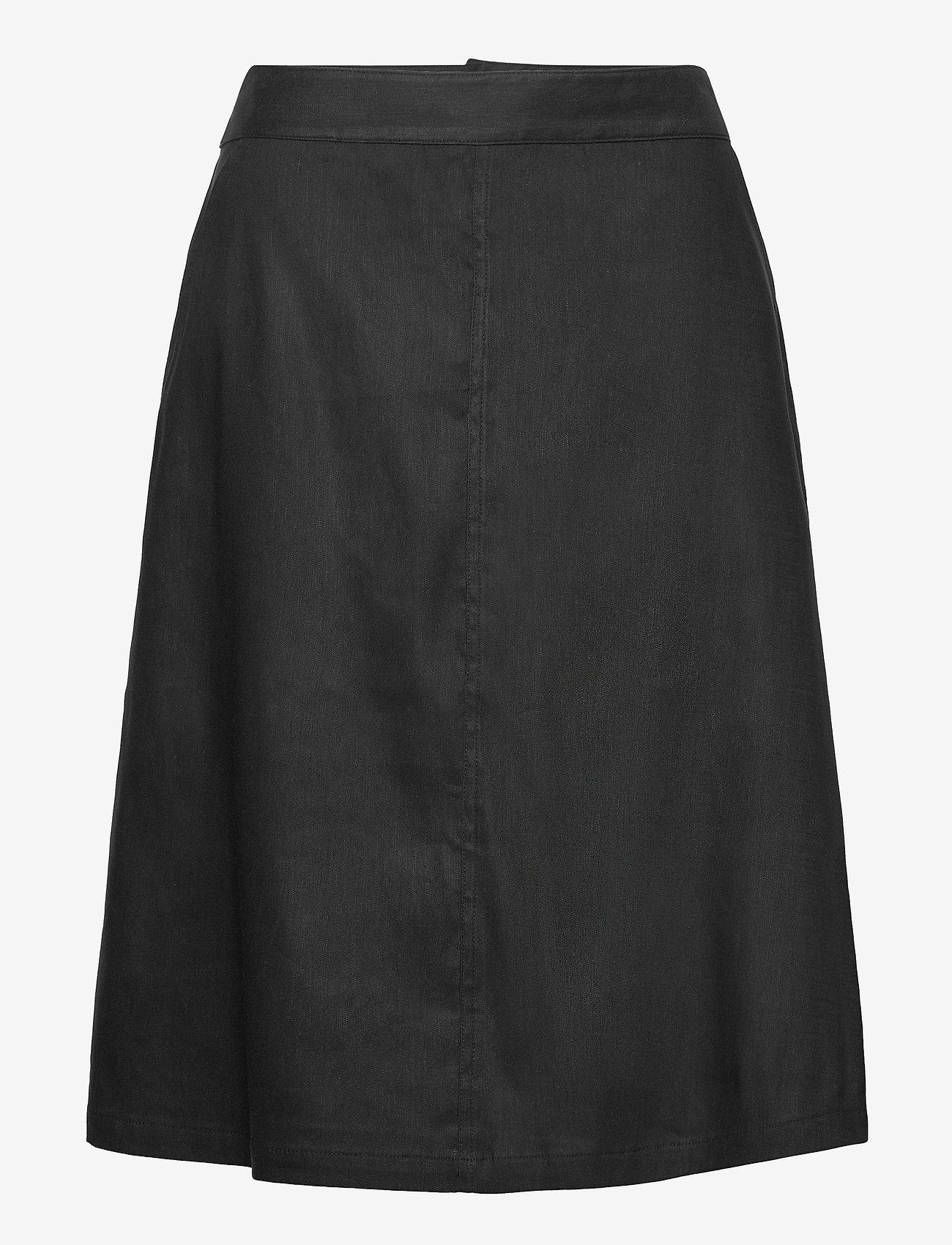 Masai - Soleils - spódnice do kolan i midi - black - 0
