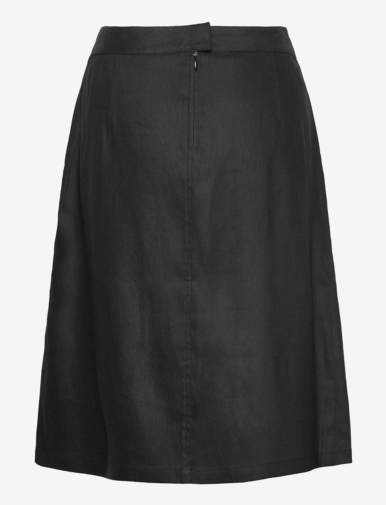 Masai - Soleils - spódnice do kolan i midi - black - 1