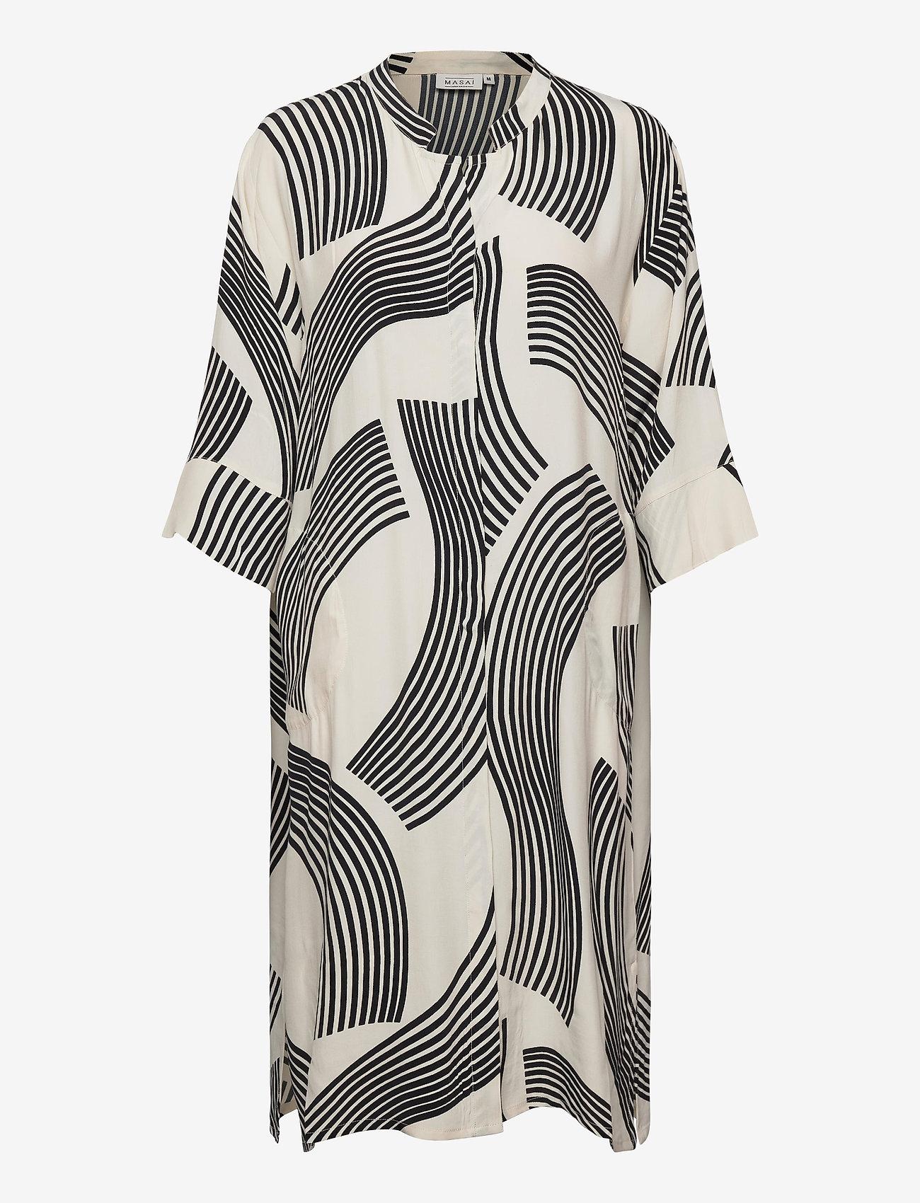 Masai - Nimes - midi kjoler - black