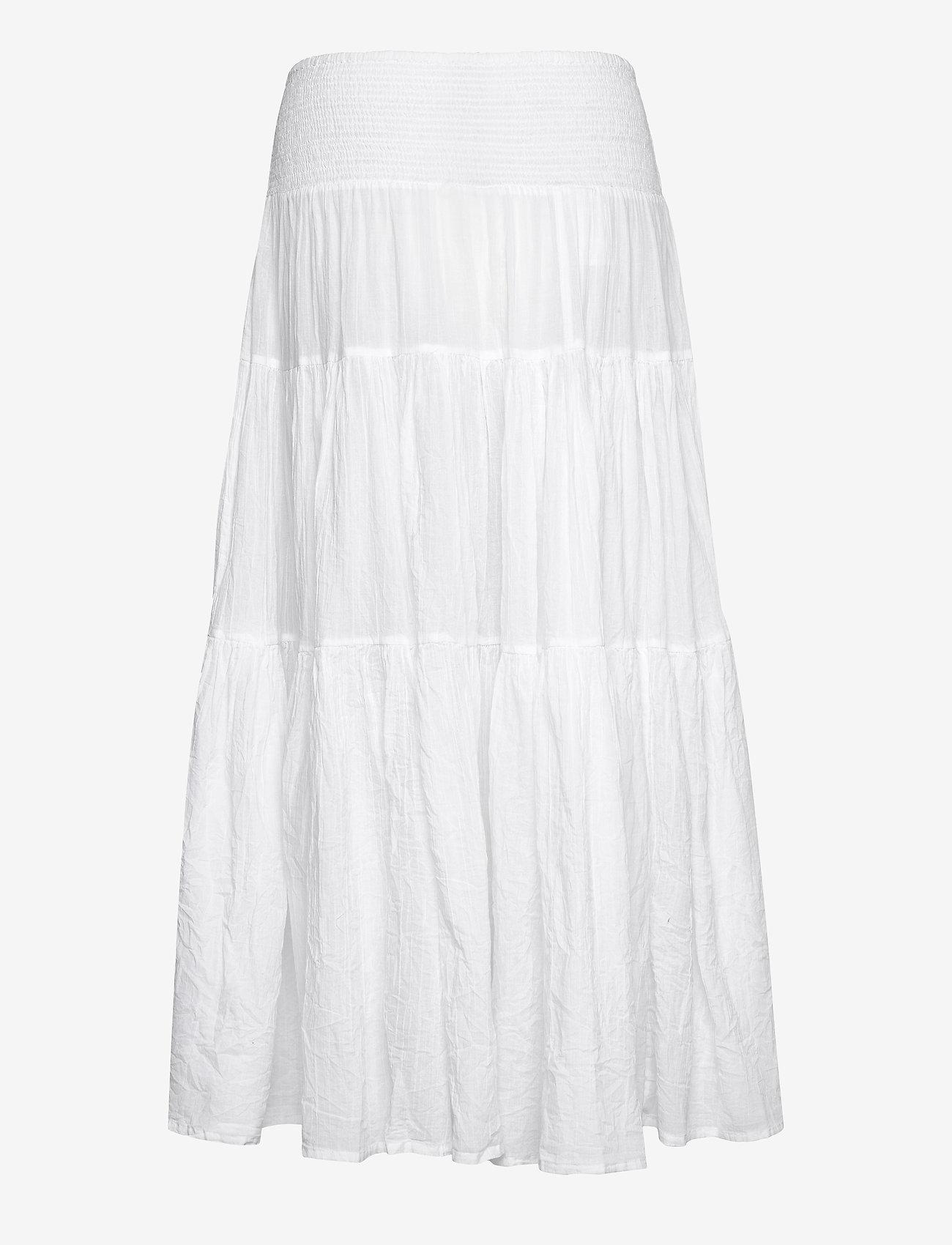 Masai Sable - Spódnice WHITE - Kobiety Odzież.