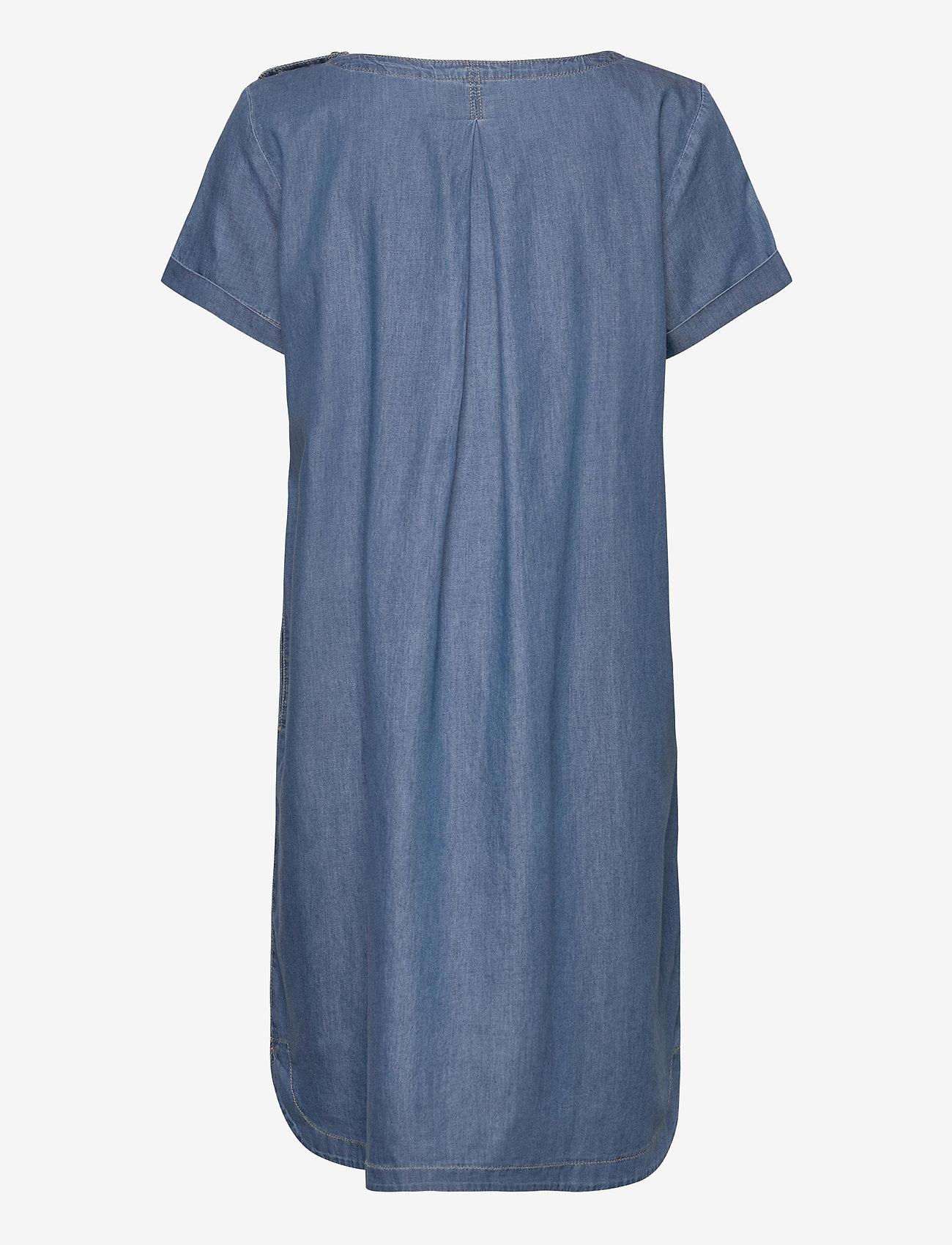 Masai - Nalani - sukienki dżinsowe - l basic denim - 1